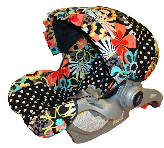 Infant Car Seat Replacement Cover For Graco By Sassycovers On Etsy 8900