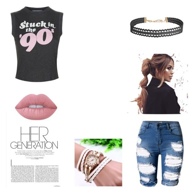 """Untitled #149"" by xo-jazzswagg ❤ liked on Polyvore featuring Wildfox, Topshop, Humble Chic and Lime Crime"