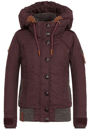 Naketano Shortcut Iv Jacket For PurpleCoats Women nOk0wP