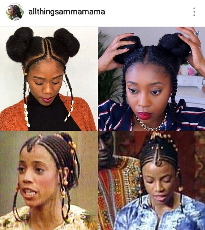 Tribal Braids Hair Styles Hair Trends Braided Hairstyles