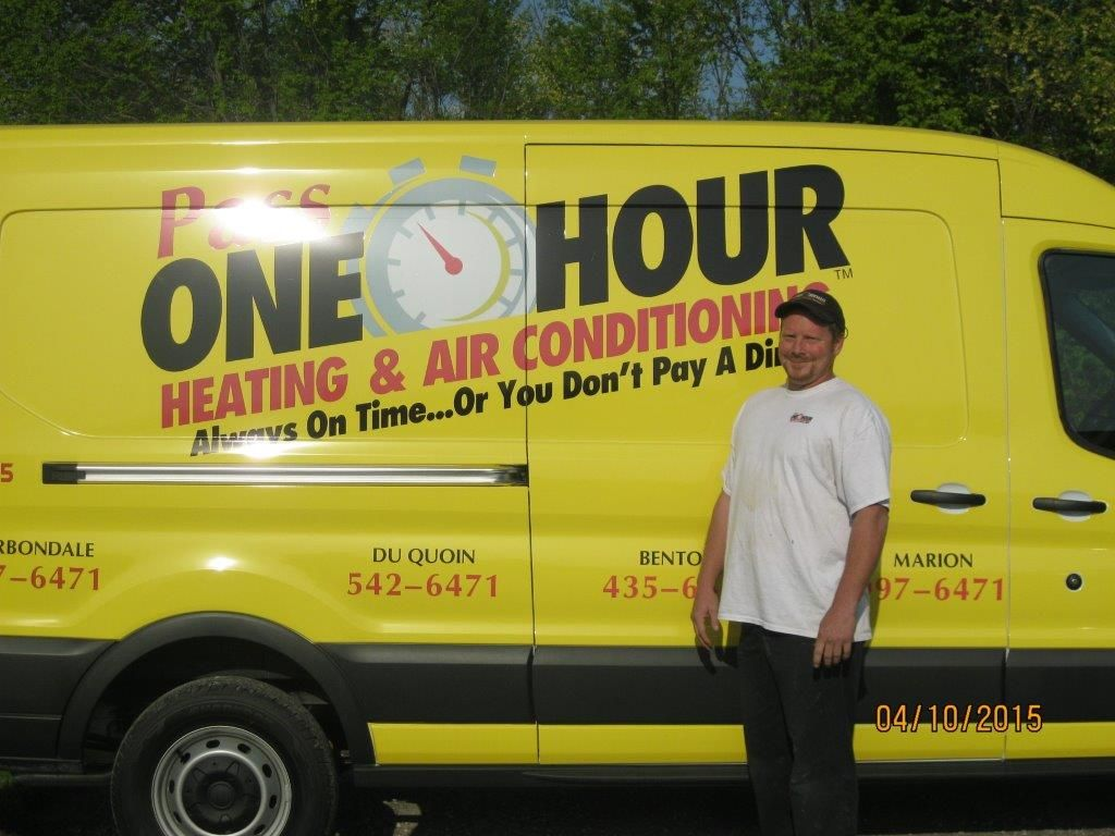 Meet Isaac Franklin One Of Our Installers At Pass One Hour