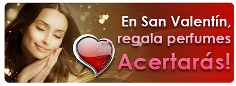 Casi casi es San Valentín... ¡especial perfumes para ellos!
