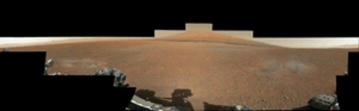 9. Curiosity tastes martian dust -   The Mars Science Laboratory's seven minutes of terror became the engineering achievement of the year August 5/6 as Curiosity landed safely on the Red Planet.