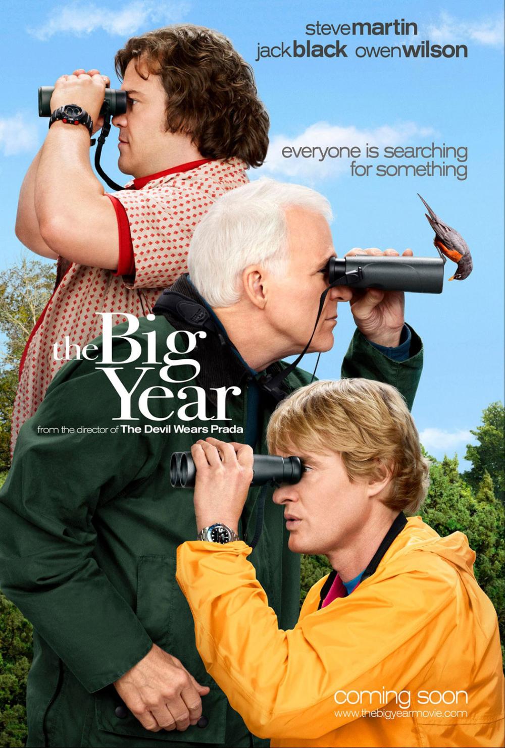 დიდი წელი / THE BIG YEAR