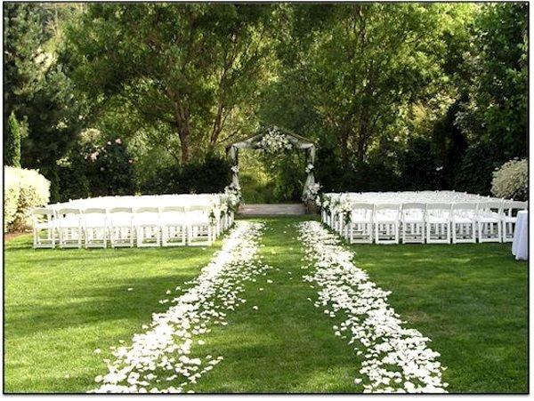 Best garden wedding aisle decorations garden wedding decoration best garden wedding aisle decorations junglespirit Gallery