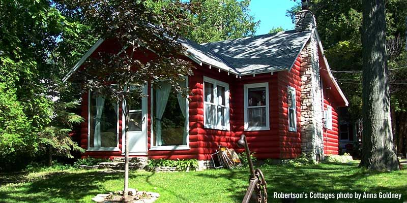 cottages gordons chain wedding door cabin cabins gordon in cisco county photos wisconsin caboose on rental wi lodge at