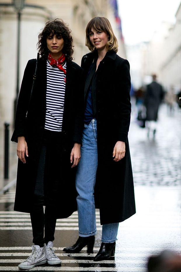 Style roundup from Paris FW16 day 4