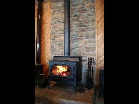 Holzofen Herd, Kamin Umgestalten, Kamin Umgibt, Steinmauern, Ziegelwände,  Stove Fireplace, Fireplace Ideas, Fireplace Hearth, Wood Stone