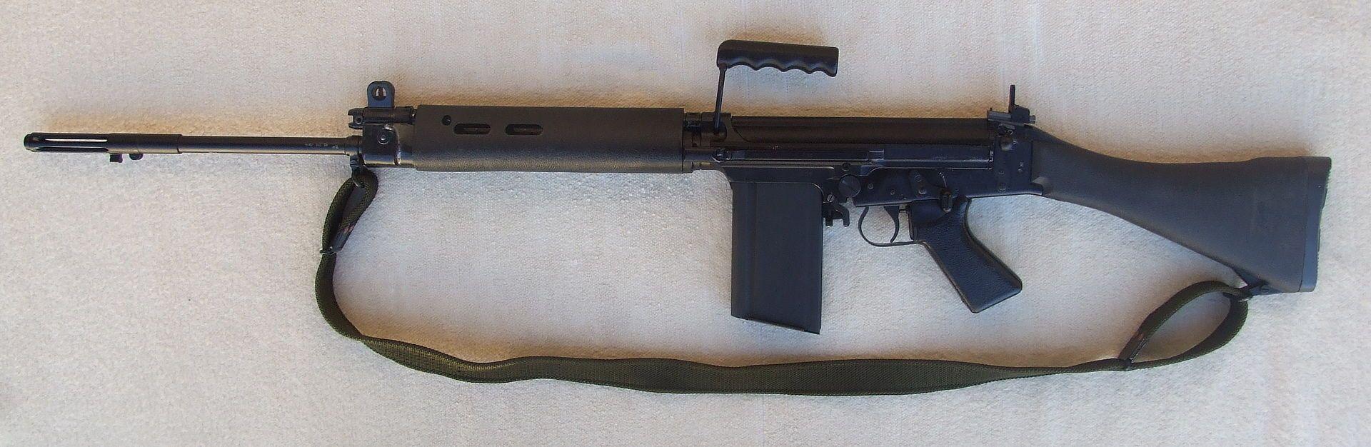 Pin on FN FAL