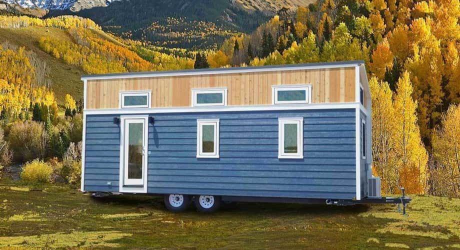2018 Tumbleweed Roanoke Alta Rv For In Colorado Springs Tiny House Listings