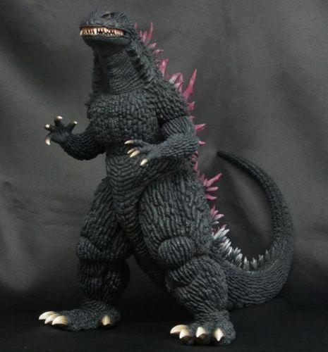Godzilla 1999 Ver Godzilla 2000 Millennium Stock New