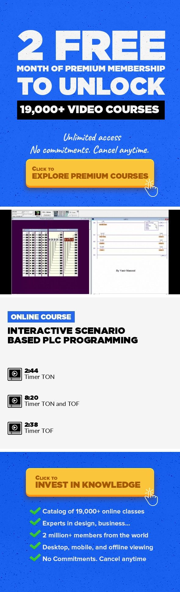Interactive Scenario Based PLC Programming Technology, Programming