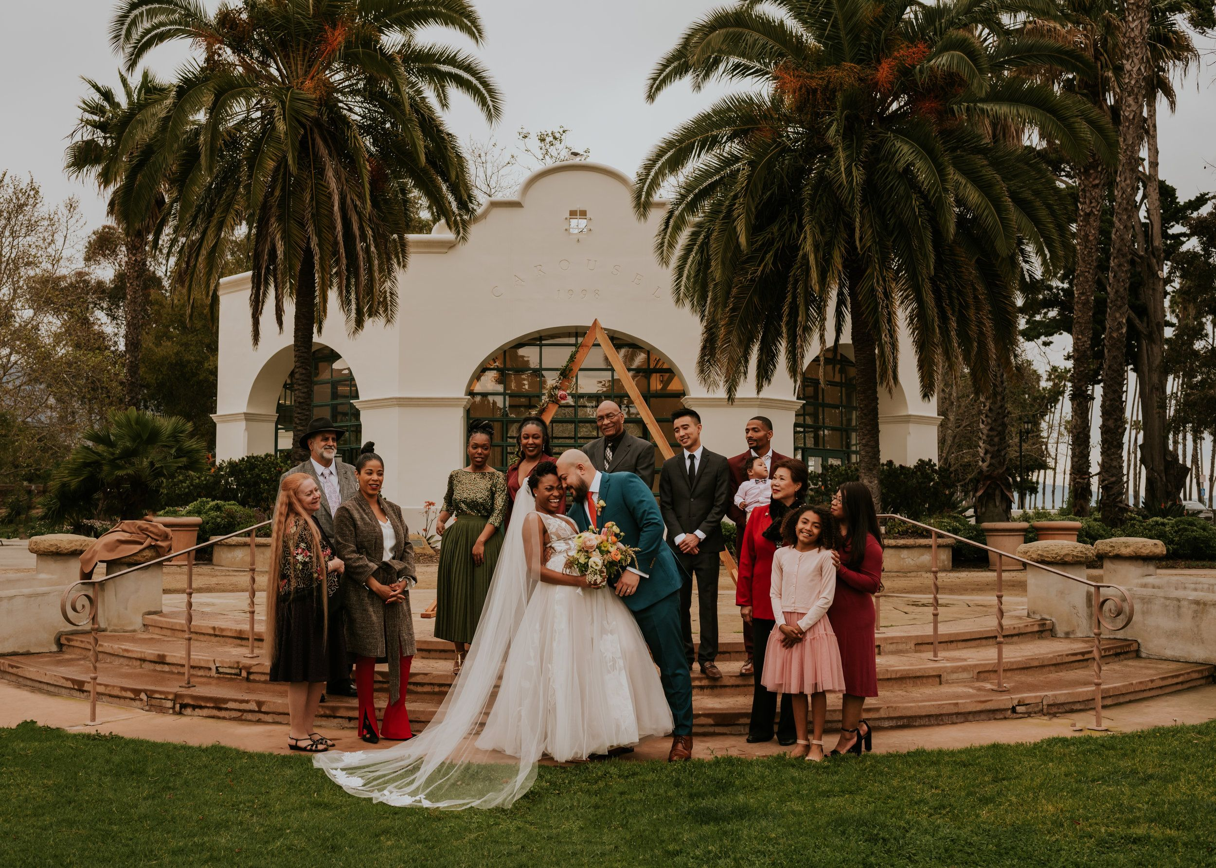 Carousel House Wedding In Santa Barbara California Santa Barbara Santa Barbara Wedding Wedding