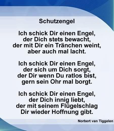 Schutzengel: | Deutsche Sprueche die mir gefallen | Poems, Quotes