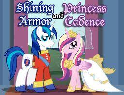 Resultado de imagen para my little pony princess cadence and shining armor baby