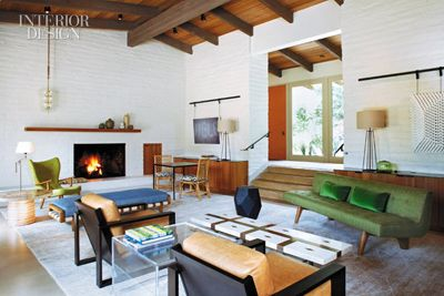 Charmant Mid Century Modern Interiors | ... Is One Of The Best Representations Of  Great