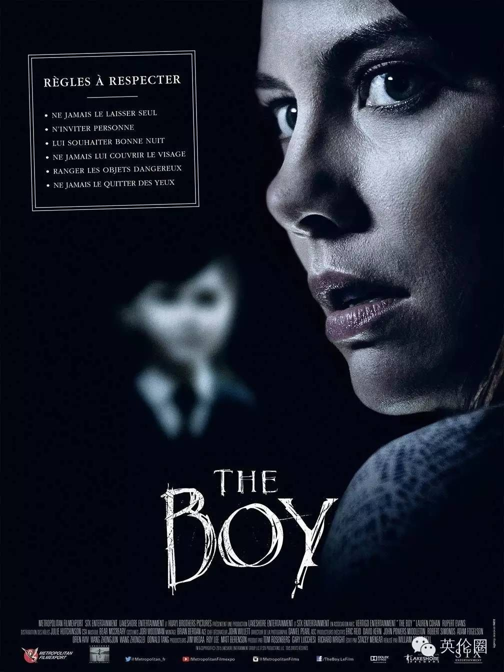 The Boy (2016) HD-Rip – Watch Online/Download | Movies for boys ...