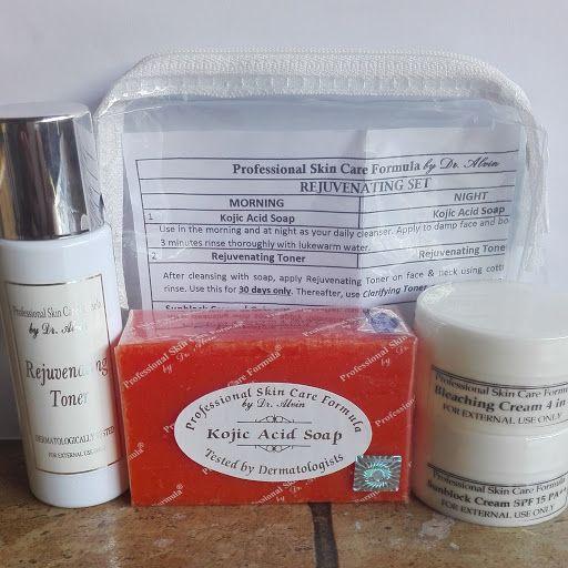 My Little Angels Online Shop Original Professional Skin Care Formula Rejuvenating Set By Profes Professional Skin Care Products Rejuvenation Skin Care