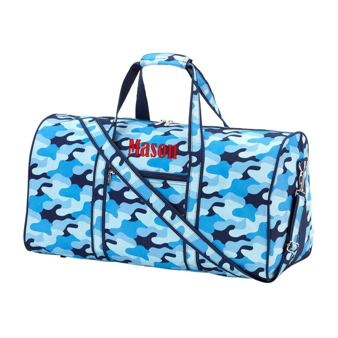 Personalized Large Barrel Duffel Bag Kids Teen Travel Cute girls   boys duffle  bag beautifully monogrammed custom embroidery included! 980e5c841d907
