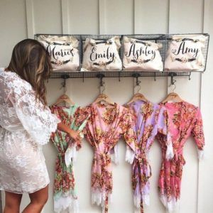 Bridesmaids Gifts That Will Be Treasured Forever