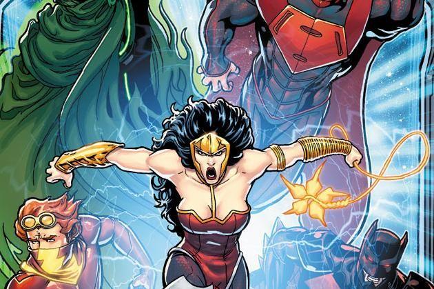 Wonder Woman 3000 Поиск в Google