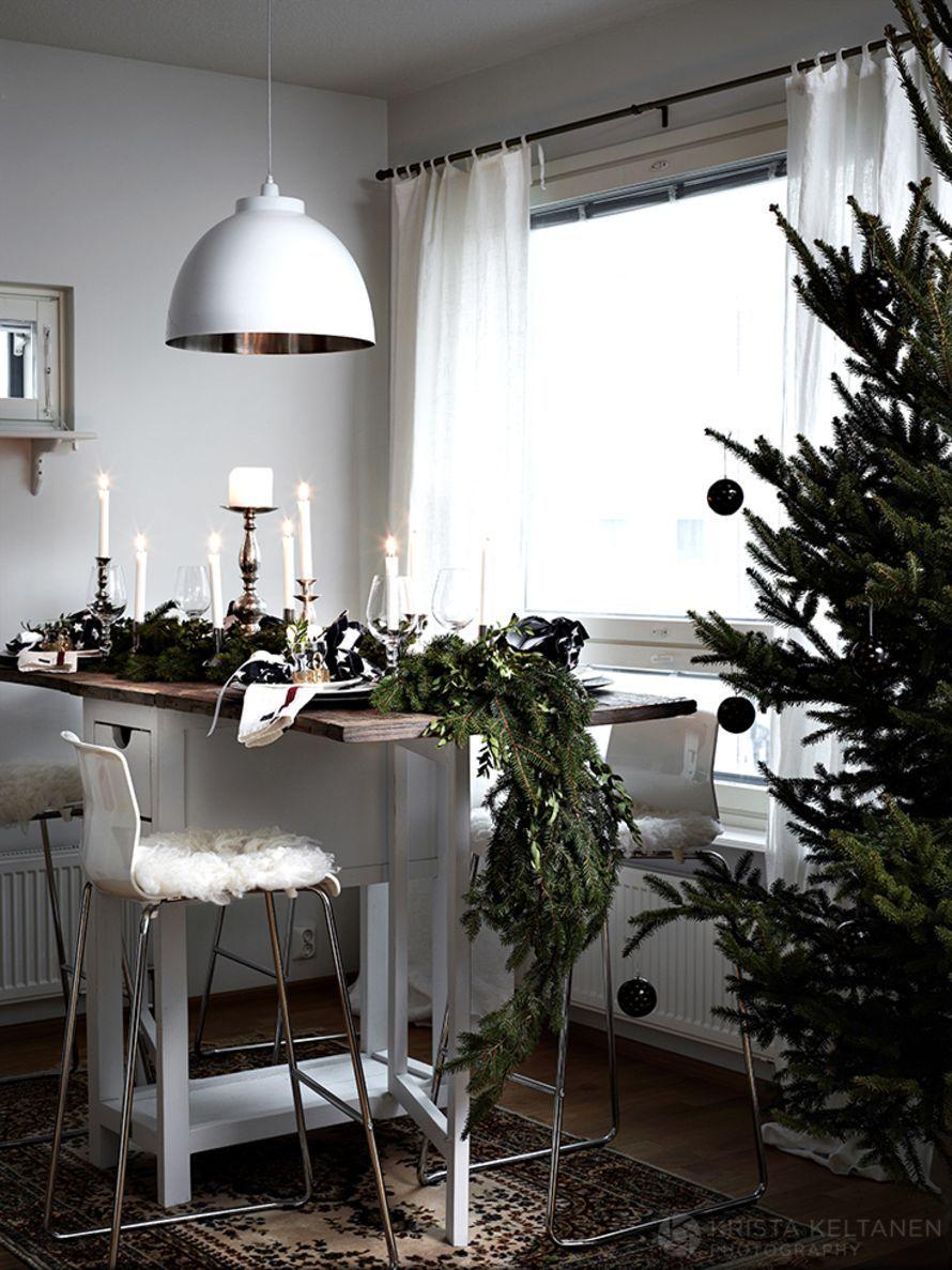 Mrs Jonesin Joulukalenteri: Elinan tunnelmallinen joulukoti, luukku 15/24 | Kodin Kuvalehti