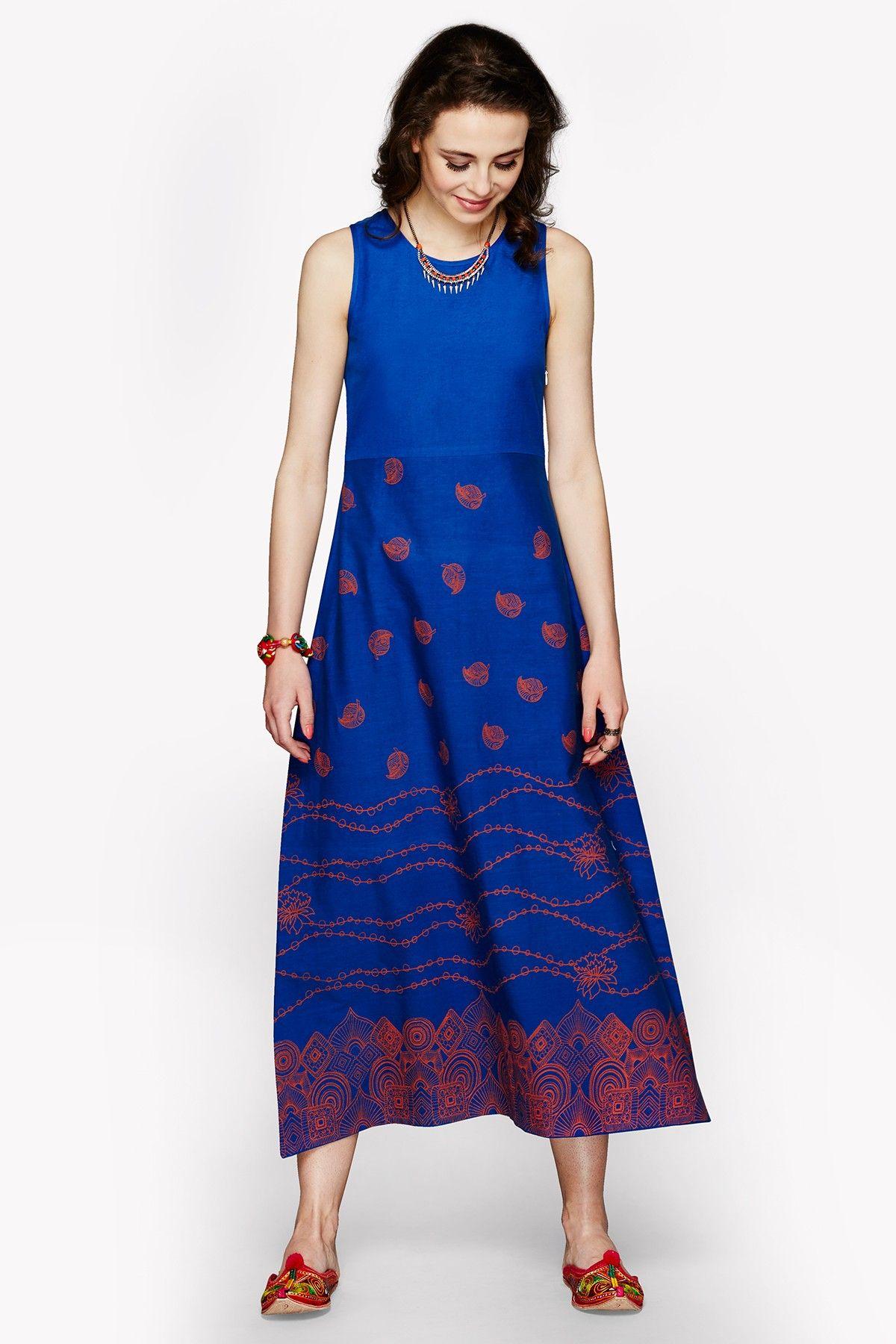 b35df2a53760 Shop Online for Cimmerian maxi dress in India at Voonik.com