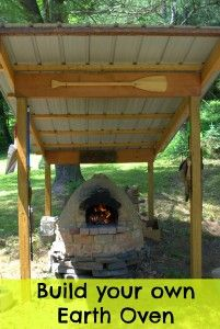 Build Your Own Earth Oven: Your Own Home Store