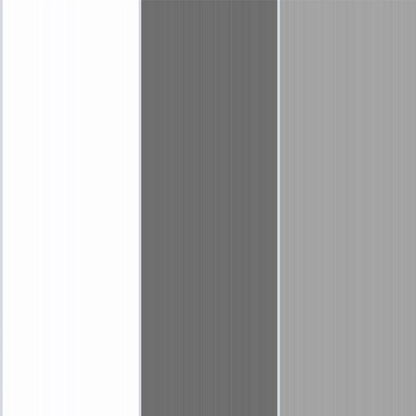 Unity Stripe Grey White Wallpaper Departments Diy At B Q