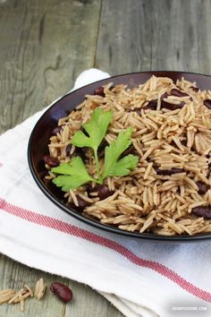 Riz collé haïtien - Kedny Cuisine 3