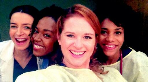 Dr. Amelia Shepherd, Dr. Stephanie Edwards, Dr. April Kepner, Dr. Maggie Peirce. Grey's Anatomy quotes
