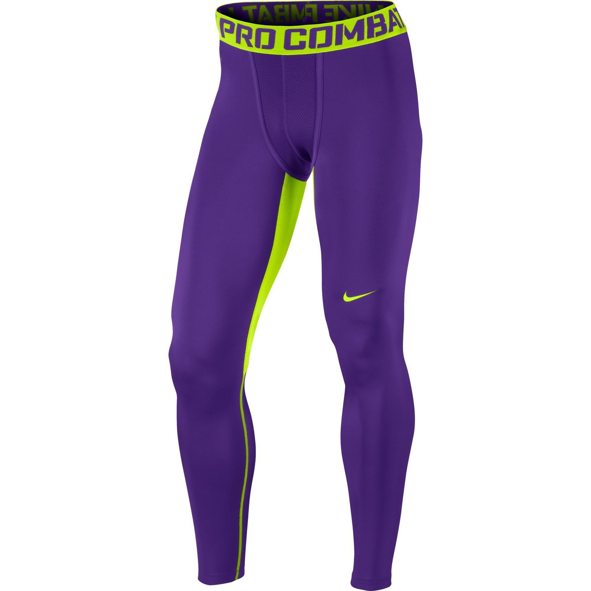 Amazon.com: Nike Mens Hyperwarm Dri-Fit Max Compression ...