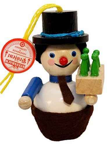 Retired Steinbach Beer Meister German Wooden Christmas Ornament ...
