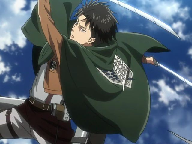 What Attack on Titan Character Are You? | Attack on titan anime, Attack on  titan levi, Anime