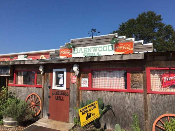 The Barnwood Grill Anderson 2606 Whitehall Rd Sc