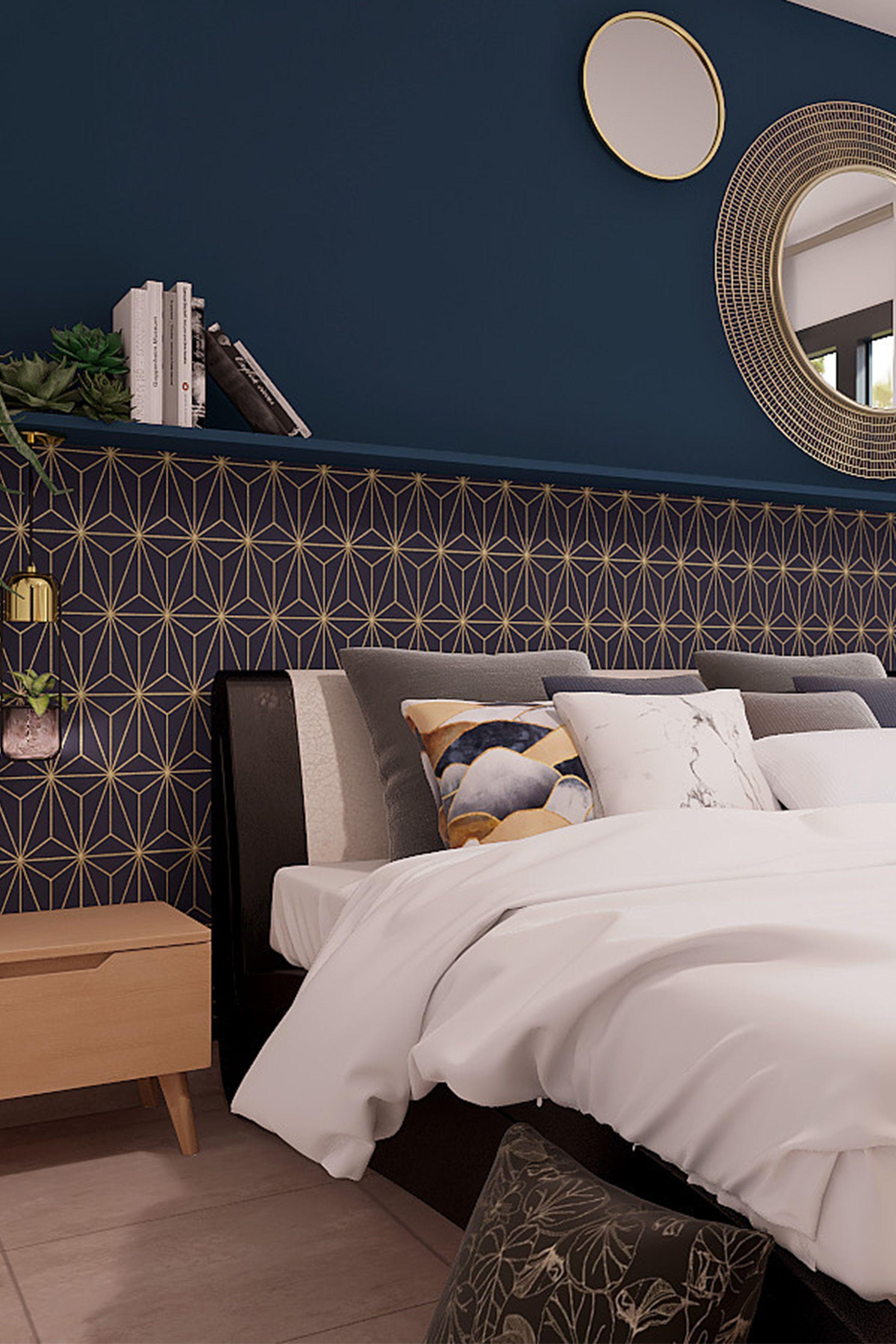 Chambre Art déco  Rhinov in 16  Luxury bedroom decor