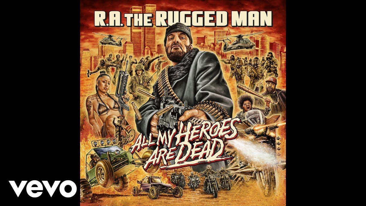 R A The Rugged Man Dragon Fire Ft Ghostface Killah Masta Killa Kool G Rap Xx3eme Youtube In 2020 Ghostface Killah Ghostface Rugged Men