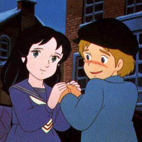 Princesse sarah dessin anim 1980 1990 princesse sarah princesse et princesse sara - Dessin anime de princesse sarah ...