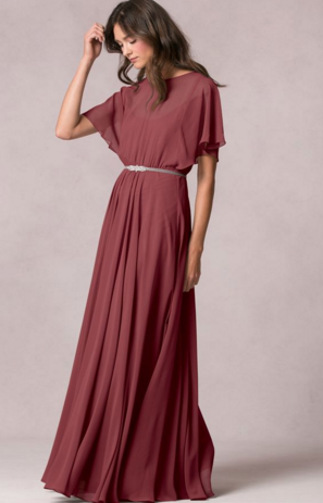d130d03d8f35 Jenny Yoo Peyton in 'Cinnamon Rose' - $280 | For When He Asks in ...