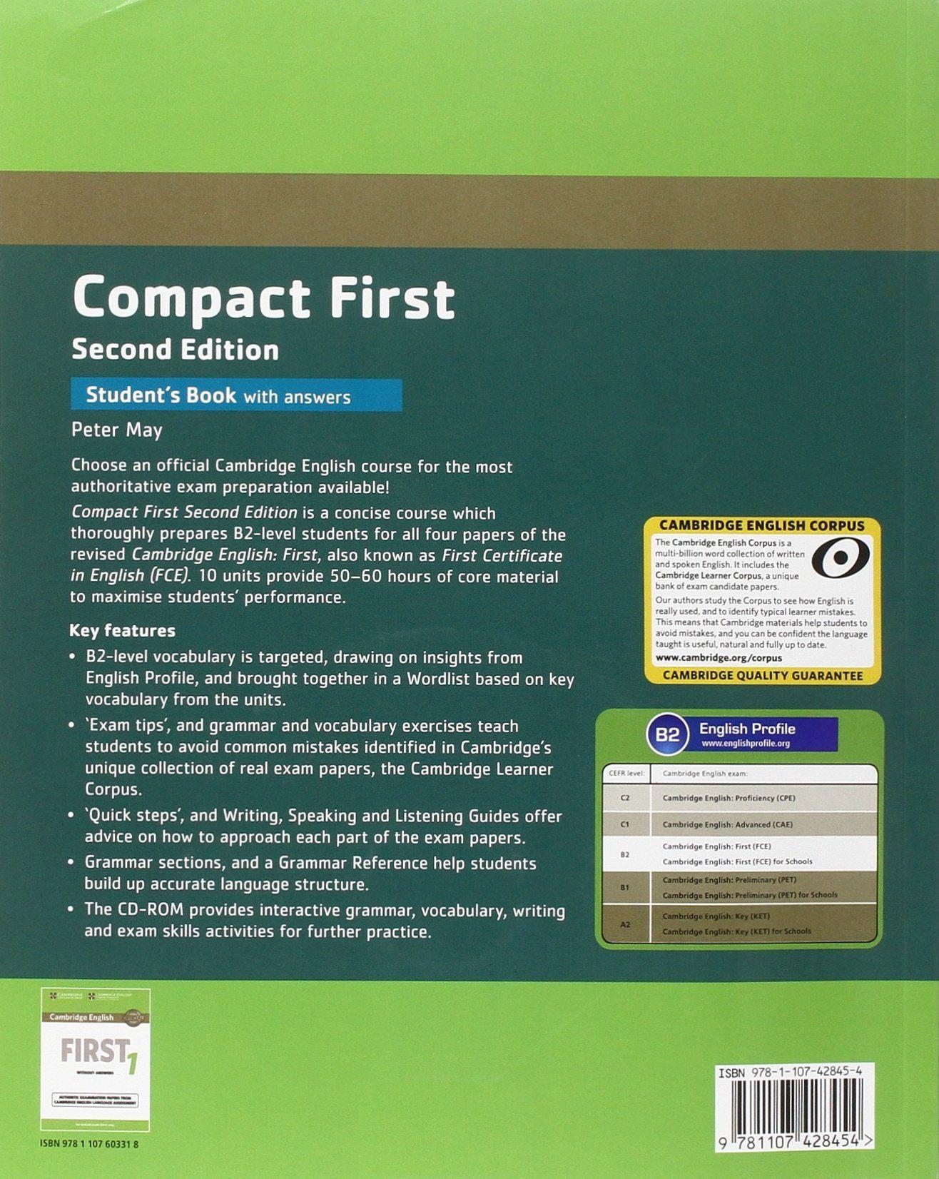 Compact Advanced Class Audio CDs 2 Audio CD