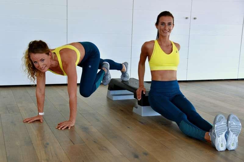 Download: Bodyweight-Training » WomensHealth.de
