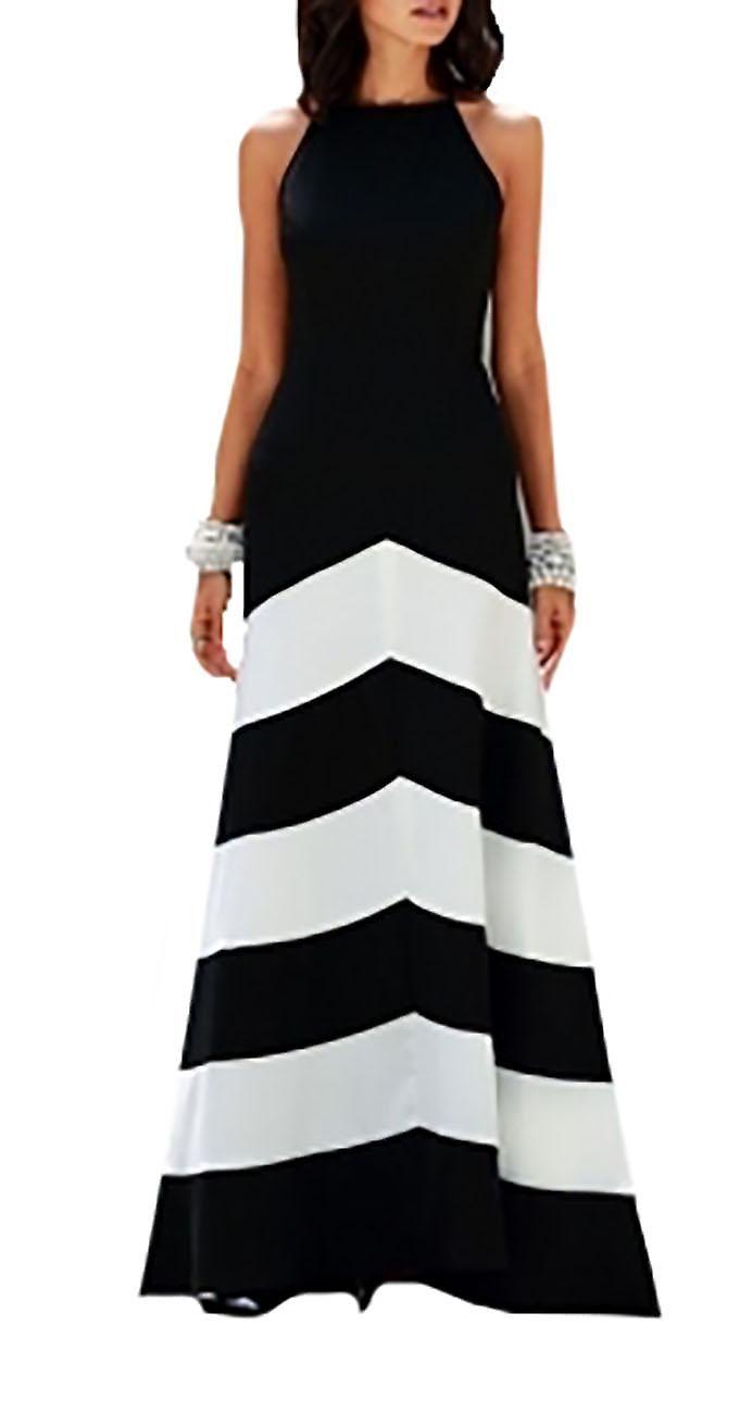 1b5e58f80f Black And White Maxi Dresses Uk