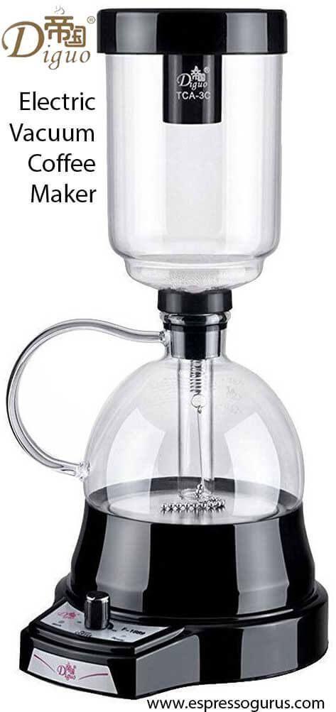 Best Electric Vacuum Coffee Maker Coffee Maker