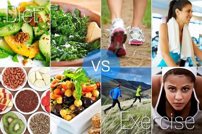Exercise or Diet - What is more important for Healthy Life? - Islamabad Scene