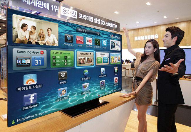 Samsung Es9000 Samsung Tecnologia Smart Tv