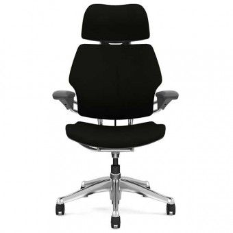 Freedom Task Chair With Headrest Jens Risom Lounge Humanscale