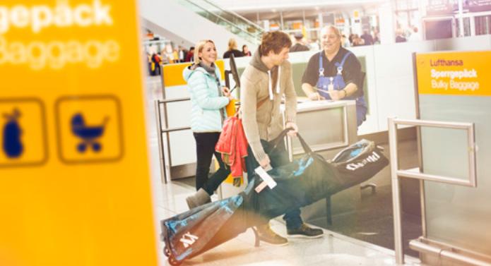 скидка Lufthansa
