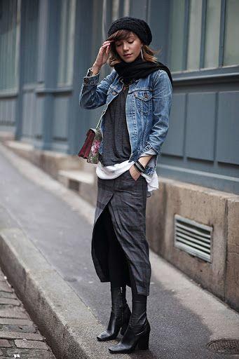 LA JUPE   Style boNanZa   Pinterest   Fashion, Style and Outfits c6af17340259