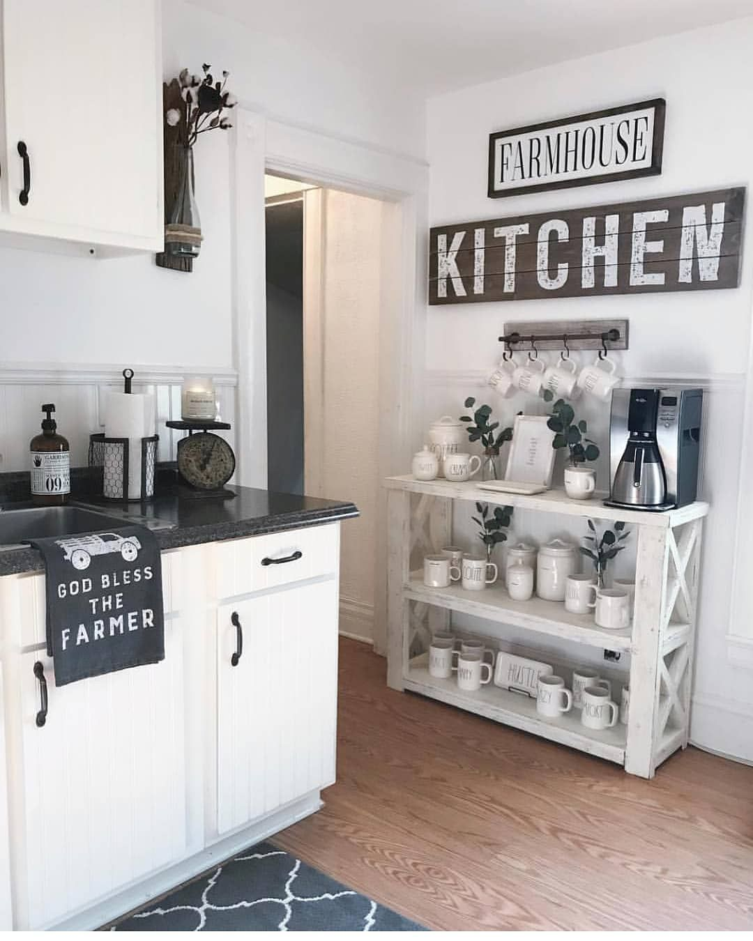 Alot Of Cute Kitchen Ideas Here! 😍 📧 Be Sure To Sign Up