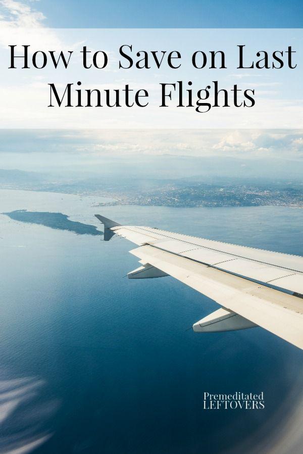 last minute avion